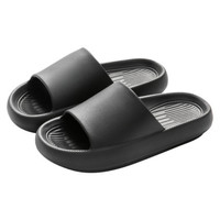 RUNROU 润柔 男士增高厚底拖鞋 4cm/4.5cm厚底 超多颜色可选