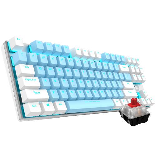 Dareu 达尔优 机械师 合金版 87键 有线机械键盘