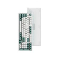 FL·ESPORTS 腹灵 FL980 98键 多模机械键盘 水绿色 凯华BOX蔷薇轴 RGB