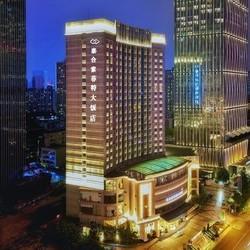 五一/周末不加价!成都泰合索菲特大饭店 豪华房2晚