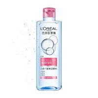 L'OREAL PARIS 巴黎欧莱雅 净颜系列三合一卸妆洁颜水 倍润型