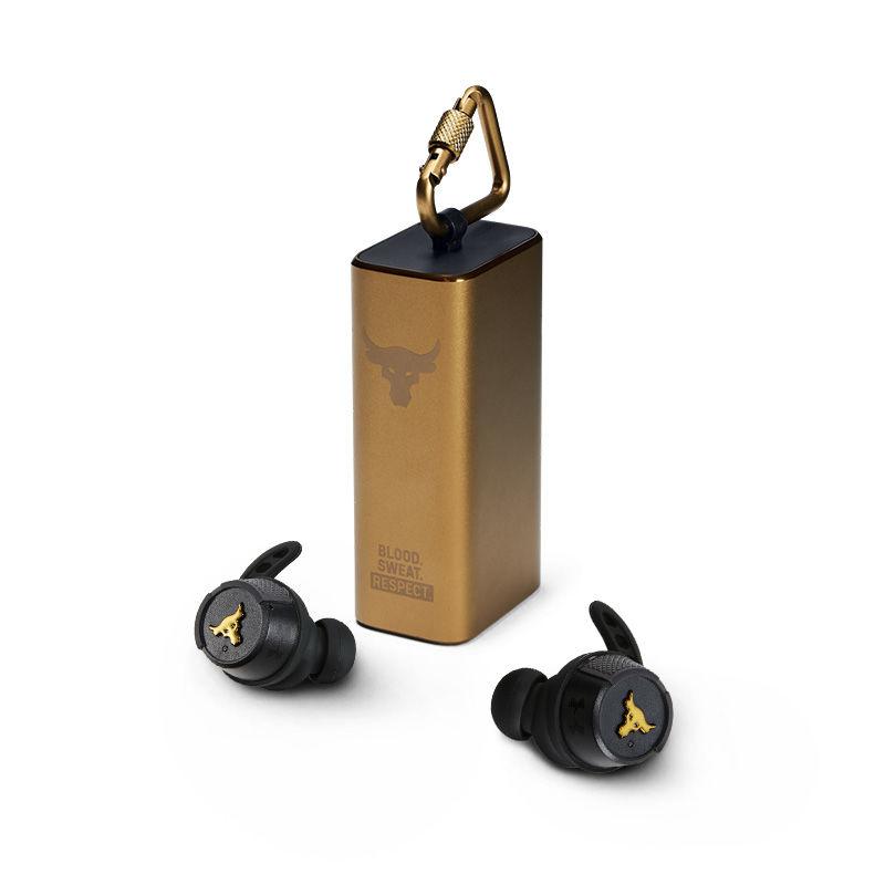 JBL 杰宝 UA FLASH Project Rock 无线蓝牙耳机
