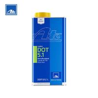 ATE  DOT5.1刹车油 德国原装进口全合成制动液SUPER1L装(干沸点265℃/湿沸点180℃)