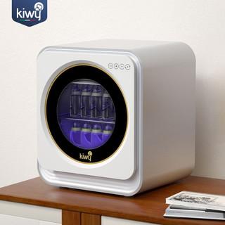 Kiwy  奶瓶消毒器带烘干18L 紫外线消毒柜婴儿 宝宝奶瓶消毒柜 多功能五合一消毒锅