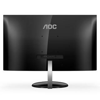 AOC 冠捷 Q27N2C 27英寸 IPS 显示器(2560×1440、75Hz、95%sRGB)