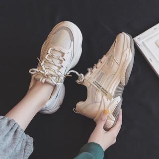 WARRIOR 回力 WXY(ZA)-B843 女士厚底增高休闲鞋