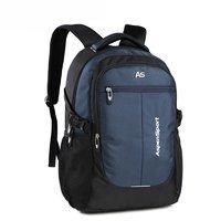 AspenSport 艾奔 标准版 15英寸电脑包 AS-B36 32L 黑深蓝