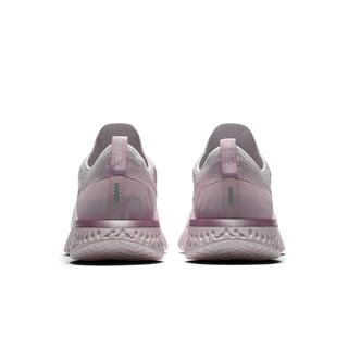 NIKE 耐克 Epic React Flyknit 男子跑鞋 AQ0067-600 粉色 42.5