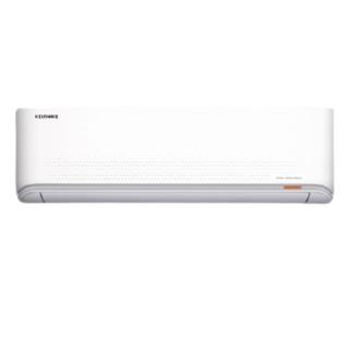 KELON 科龙 1/1.5匹 新能效 变频空调柔风 急速冷暖 自清洁 家用空调 壁挂式空调挂机 KFR-35GW/QTA3a