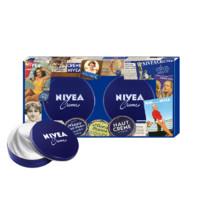 NIVEA 妮维雅 经典蓝罐润肤霜 30ml*2