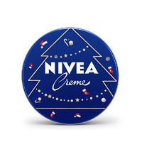 NIVEA 妮维雅 经典蓝罐润肤霜 圣诞版 150ml