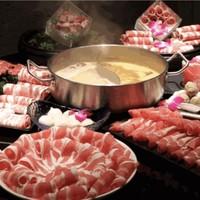 上海美食推荐:小肥羊火锅 118元享3~4人餐!45元购100元全场通用代金券!