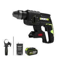 WORX 威克士  WE389.1 充电式无刷电锤