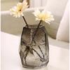 HOSTLY 豪斯特丽  几何石头玻璃花瓶 22cm