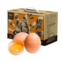PLUS会员:DQY ECOLOGICAL 德青源 初产蛋  鸡蛋   40枚