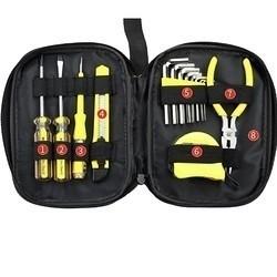 BOSI 波斯 BS01009 家用五金工具套装 15件套