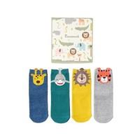 Caramella 焦糖玛奇朵  儿童袜子 4双装