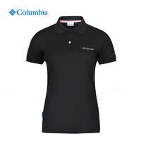 Columbia 哥伦比亚 PL3111 女款户外吸湿透气POLO衫