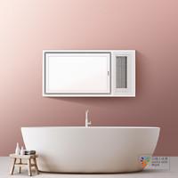 22日0点:VIOMI 云米 A1 互联网风暖型浴霸 白色