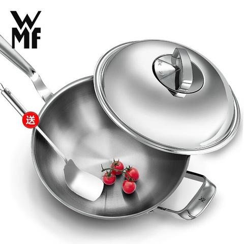 WMF 福腾宝 中华炒锅 28厘米