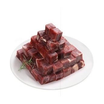暖男厨房   牛肉粒120g/包