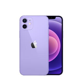 Apple 苹果 iPhone 12系列 A2404国行版 手机 64GB 紫色