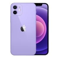 Apple 苹果 iPhone 12 5G智能手机 64GB 紫色