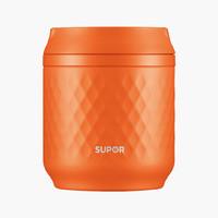 SUPOR 苏泊尔 保温饭盒上班族女便携焖烧杯闷烧壶不锈钢学生保温桶便当盒