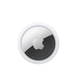 Apple 苹果 AirTag 智能跟踪器 单件装