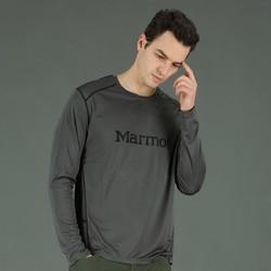 Marmot 土拨鼠 男式新款运动T恤