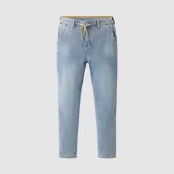 HLA 海澜之家  HKNAD2D008A08 男士牛仔裤