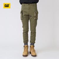 CAT 卡特彼勒 CI3KPN22331C95 男款针织休闲长裤