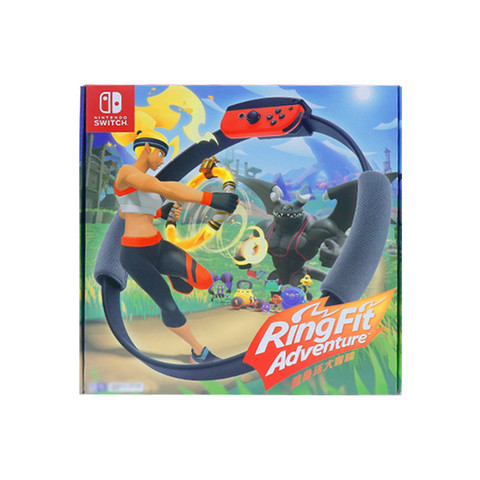 Nintendo 任天堂 switch 健身环大冒险 国行
