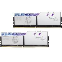 限地区:G.SKILL 芝奇 皇家戟系列 华硕吹雪联名款 DDR4 4000MHz 台式机内存条 32GB(16GB*2)套装