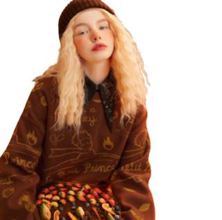 ELF SACK 妖精的口袋 elf sack 妖精的口袋 女士圆领毛衣 1040_AL2360