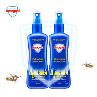 Aerogard 无香型驱蚊喷雾 175ml 2瓶装