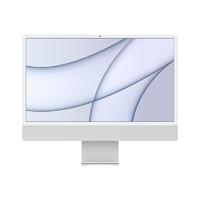 Apple 苹果 iMac 2021款 24英寸一体机(Apple M1、8GB、256GB SSD)