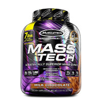 MUSCLETECH 肌肉科技 增肌粉 巧克力味 7磅