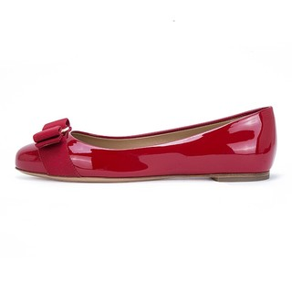 SALVATORE FERRAGAMO 01A181-0592125 女士羊皮绗缝皮鞋