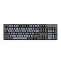 DURGOD 杜伽 K310 104键 有线机械键盘 深空灰 Cherry银轴 无光