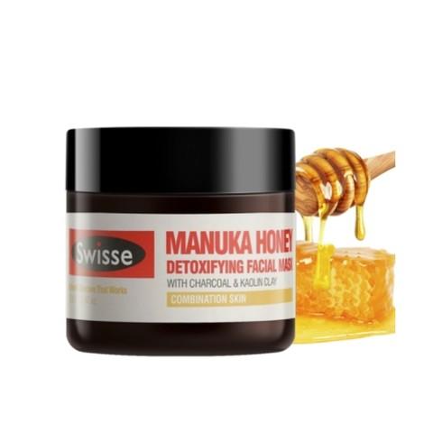 88VIP:Swisse 斯维诗  麦卢卡蜂蜜清洁面膜 70g