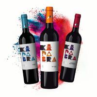 PLUS会员:魔术兔 马尔贝克 干红葡萄酒 三支礼盒装