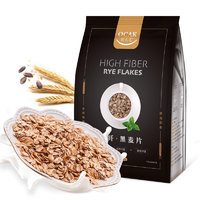 OCAK 欧扎克 高纤 黑麦片 600g