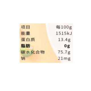芊芊堂 0脂肪 荞麦挂面