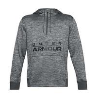 UNDER ARMOUR 安德玛 男子运动卫衣 1357453-012 灰色 M