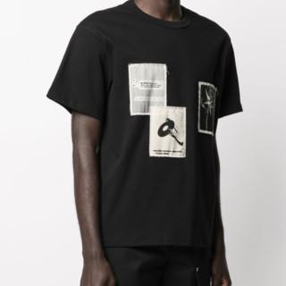 MISBHV Recordings 男士短袖T恤 黑色 XL