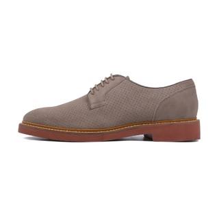 GEOX 健乐士 U820SA00022C6029 男士德比休闲鞋