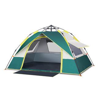 探险者帐篷户外野营加厚网红露营装备全套野外防雨