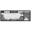 FirstBlood S1 96键 有线机械键盘 黑色 Cherry红轴 单光