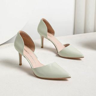 D:FUSE DF01114451 女士尖头高跟鞋